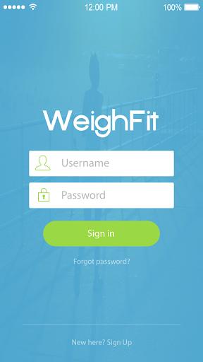 Weighfit - Food Journal