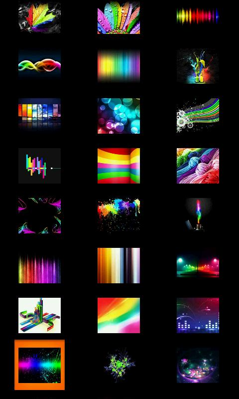 Abstract Colors HD Wallpapers - screenshot