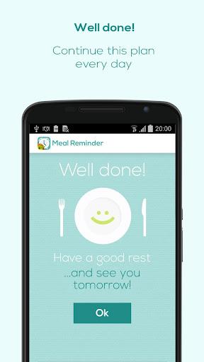 Meal Reminder - Weight Loss  screenshots 5