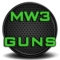 Guns for MW3 icon