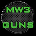 Guns for MW3 icon
