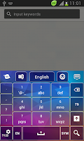 Screenshot of Keyboard for LG G Pro 2