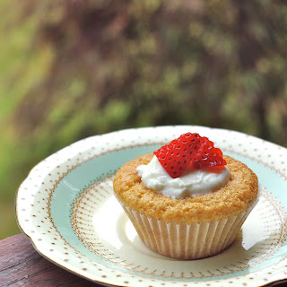Lemon Cupcakes, Gluten-free