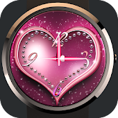 Hearts Theme for Watch Faces