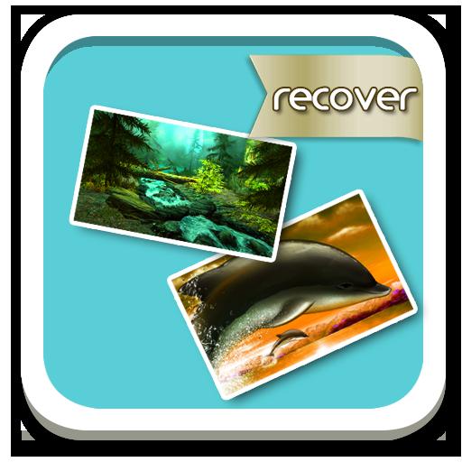 Recover Hidden Pictures Info 生產應用 App LOGO-硬是要APP