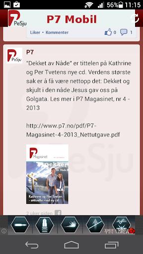 【免費媒體與影片App】P7 Kristen Riksradio-APP點子
