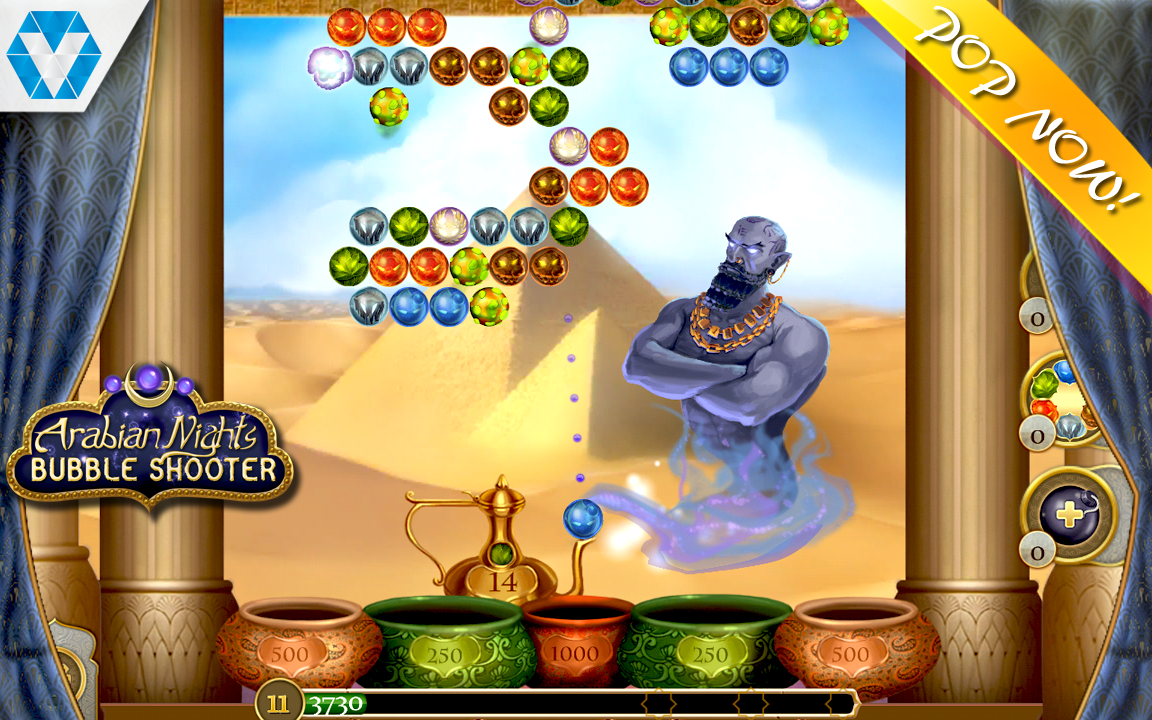 arabian nights games