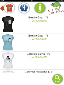 Camisetas Los Camisetos screenshot 8