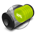 3D Design Battery Widget icon