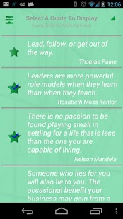Leadership Quotes - screenshot thumbnail