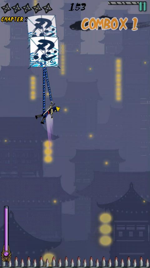 Ninja Go! (Free) - screenshot