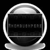 RhombuSphere Blk Apex Nova ADW