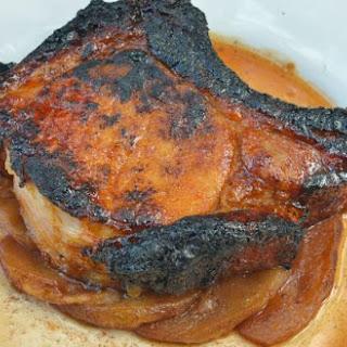 Steen's Glazed Porkchops.