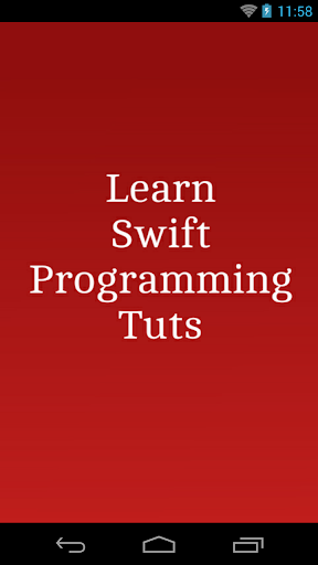 Learn Swift Programming Tuts