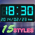 Digital Clock Widget icon