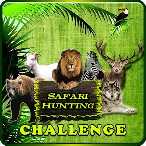 Safari Hunting Challenge 3D for PC and MAC