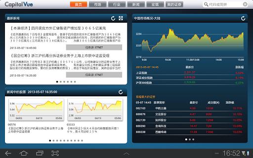 CapitalVue Mobile Terminal Pro