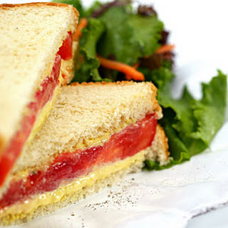 Floyd's Favorite Tomato Sandwich
