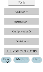 All You Can Maths- screenshot thumbnail