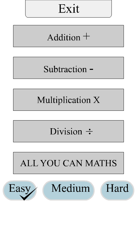 All You Can Maths- screenshot