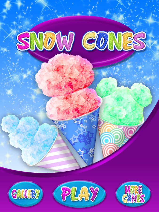 Celebrity Snow Cone Maker FREE - Android Apps on Google Play