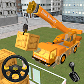Crane Operator Simulation