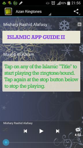 Download Halal Islamic Ringtones MP3 Google Play softwares