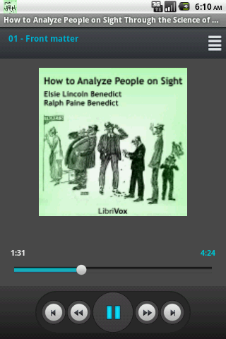 How to Analyze People on Sight