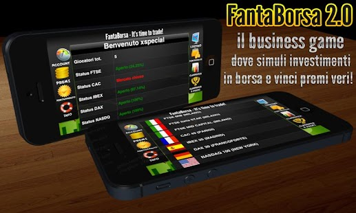 FantaBorsa: Simulatore Borsa - screenshot thumbnail