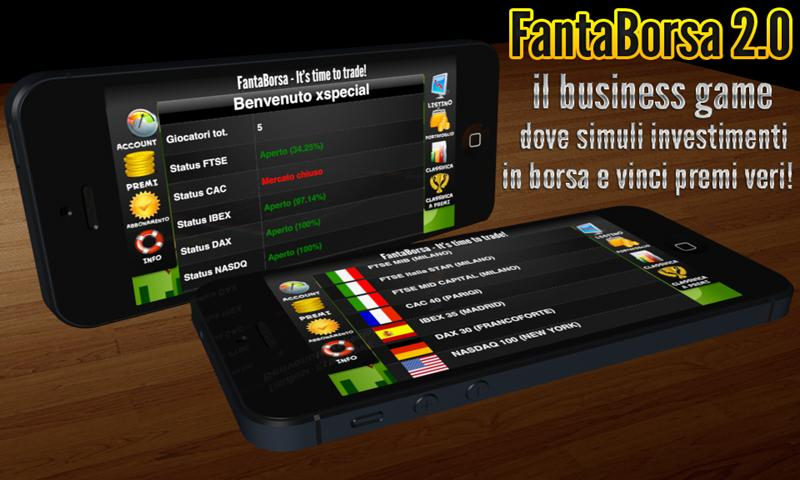 FantaBorsa: Simulatore Borsa - screenshot