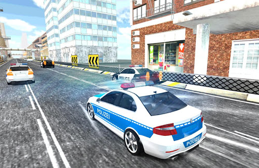 Cop vs Robber