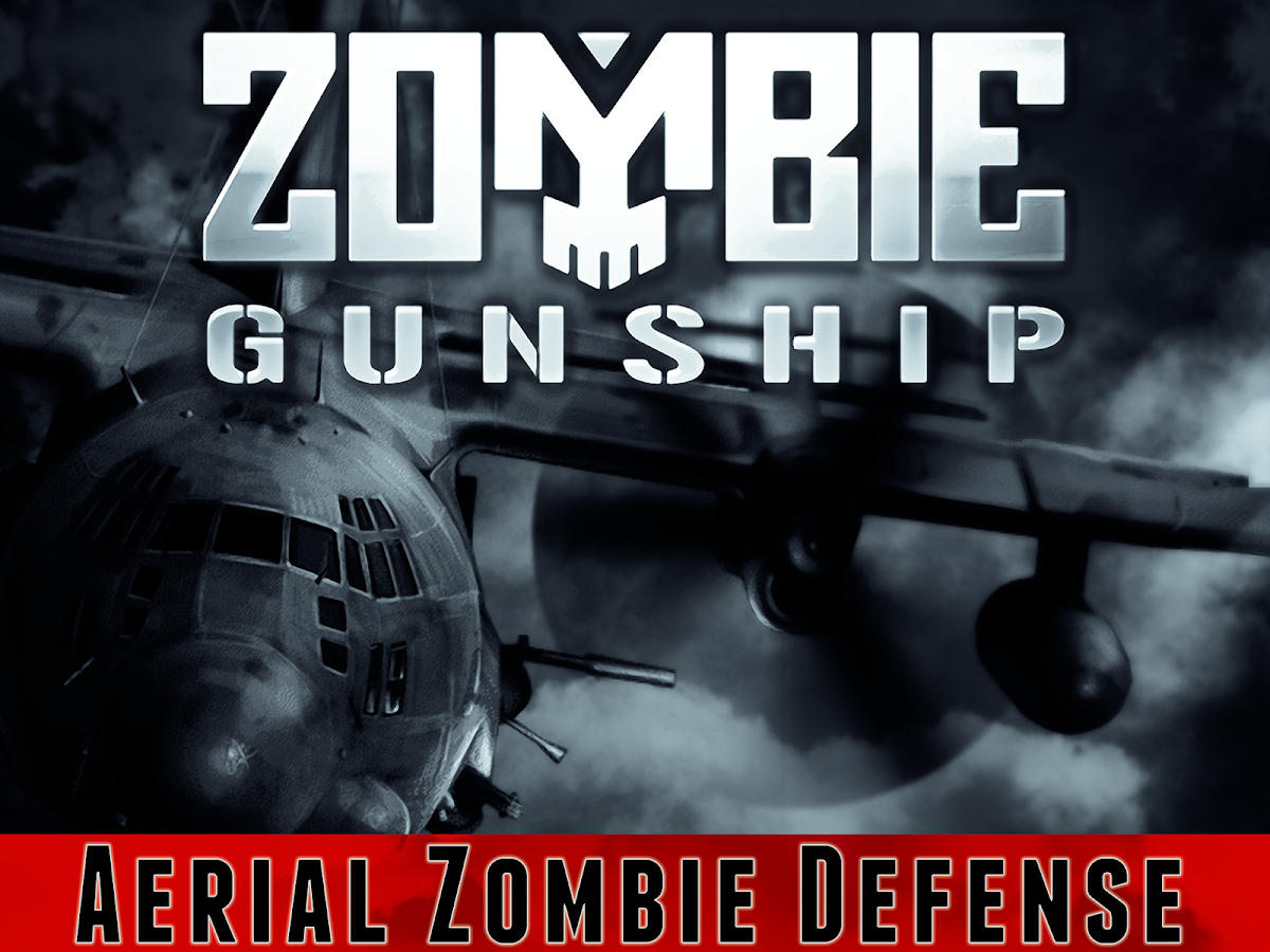 Zombie Gunship Free: Gun Dead - screenshot