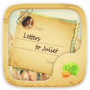 App FREE - GO SMS LETTERS THEME APK for Windows Phone
