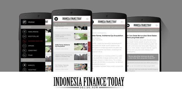 Indonesia Finance Today- screenshot thumbnail