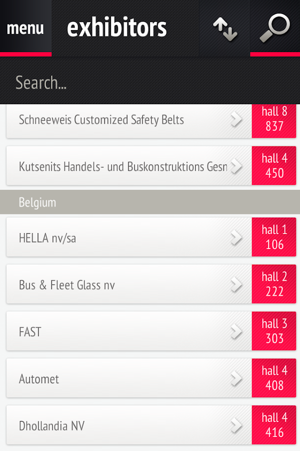 Busworld - screenshot