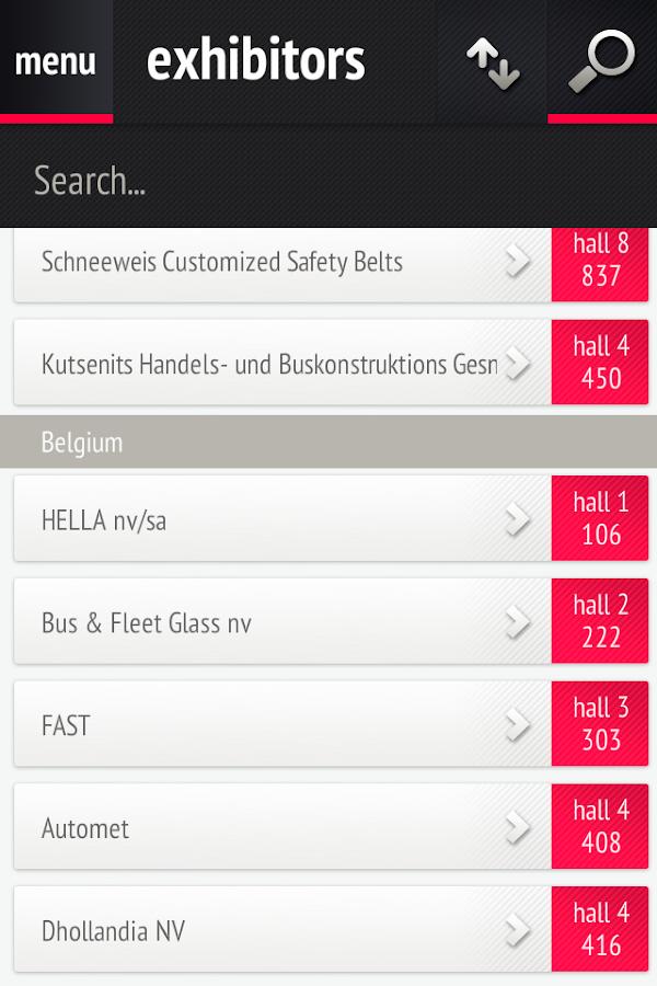 Busworld - screenshot