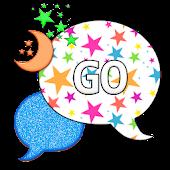 GO SMS THEME/StarsGalore