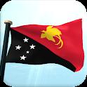 Papua Nueva Guinea Bandera 3D icon