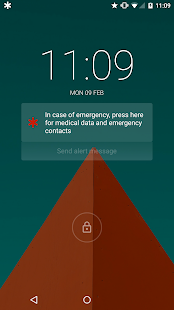 Medical ID (ICE): Emergency - screenshot thumbnail