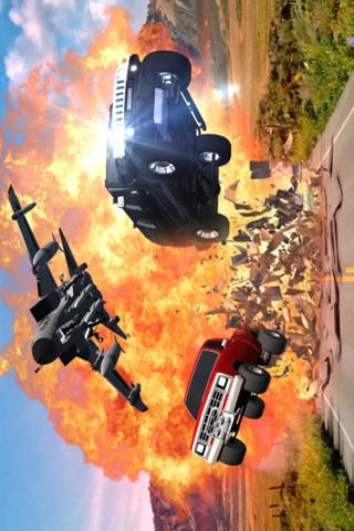 Action Movie Explosion FX Pro