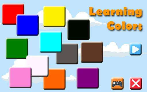 Learning Colors for Kids- screenshot