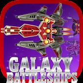 Galaxy Battleships