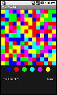 Flood The Grid- screenshot thumbnail