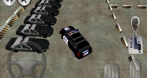 Police 3D Car Parking 1.2 screenshots 6