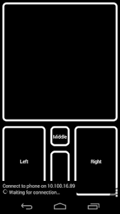 DroidPad: PC Joystick & mouse - screenshot thumbnail