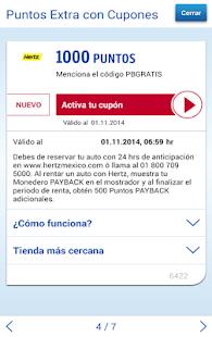 PAYBACK móvil - screenshot thumbnail
