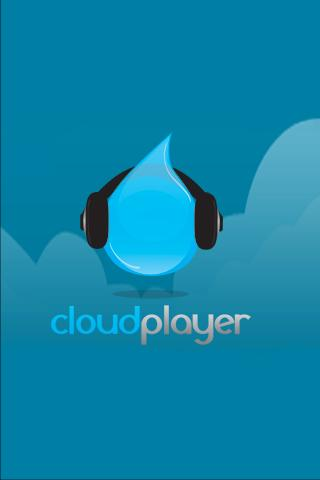 Cloud Player - screenshot