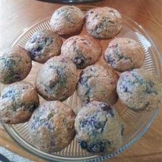 Jacky's Fruit and Yogurt Muffins