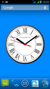 Roman Clock Live Wallpaper-7 - náhled
