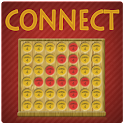 Connect Four Multiplayer logo